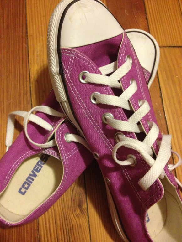 5.6.12: New shoes