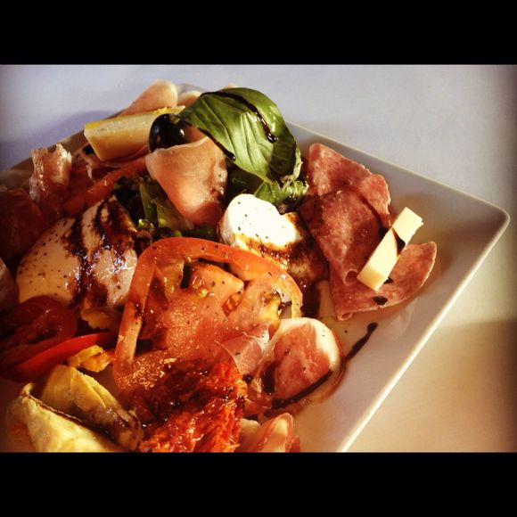 5.1.12: Antipasto appetizer